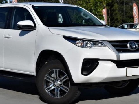 Toyota Fortuner Export