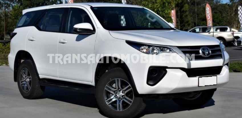 Toyota Fortuner  Turbodiesel  4X4  (2020) RHD