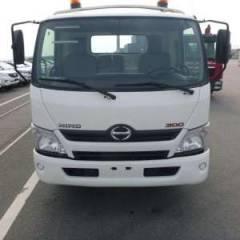Hino XZU710L HKMQKV3 Diesel  recovery / dépanneuse plateau coulissant  (2019)