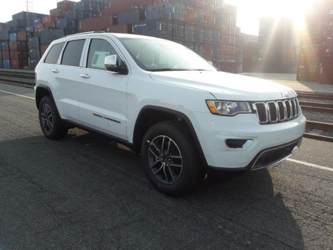 Export Jeep - Annonces export Jeep Grand Cherokee LIMITED, neufs ou d'occasion -  Export Jeep Grand Cherokee LIMITED
