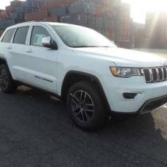 Exportation Jeep Grand Cherokee LIMITED