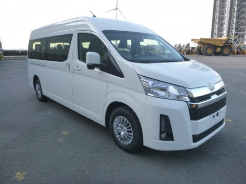 Export Toyota Hiace HIGH ROOF / TOIT HAUT