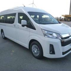 Exportação Toyota Hiace HIGH ROOF / TOIT HAUT