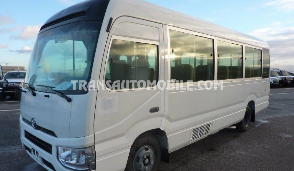 Toyota Coaster 23 SEATS Diesel  base  (2019)