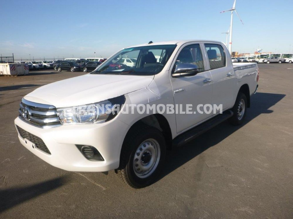 Toyota Hilux / Revo Pick up double cabin Turbo Diesel Medium 2020  (2020)