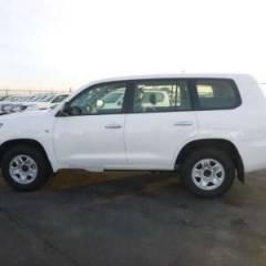 Import / export Toyota Land Cruiser 200 V8 Station Wagon Turbo Diesel  G9. Afrique achat