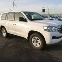 Exportation Toyota Land Cruiser 200 V8 Station Wagon G9