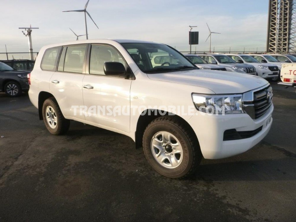 Toyota Land Cruiser 200 V8 Station Wagon Turbodiesel G9 Rear Swing Doors  (2019)