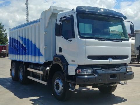 Export Volquete Renault Kerax, Ocasiones