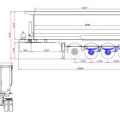 Ozgul 35 CBM   ACIER HARDOX STEEL  (NEW / NEUF)