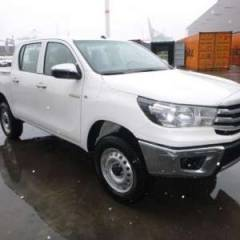Toyota Hilux / Revo Pick up double cabin Turbo Diesel Pack Security 2018  (2019)