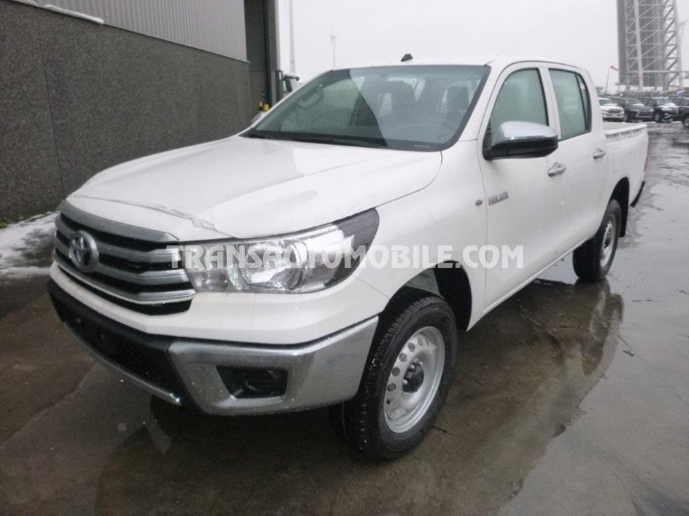 Toyota Hilux / Revo Pick up double cabin Turbo Diesel Pack Security
