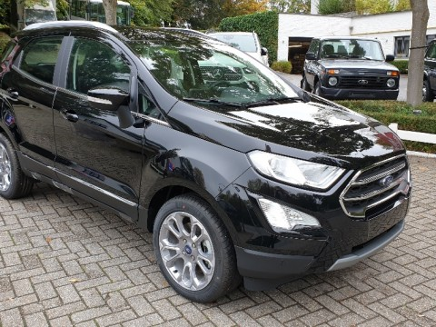 Export Ford - Export advertisements Ford EcoSport Titanium. New or used -  Export Ford EcoSport Titanium