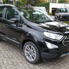 Ford EcoSport Export