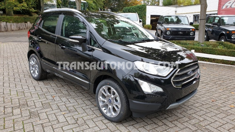 Ford EcoSport Titanium Petrol