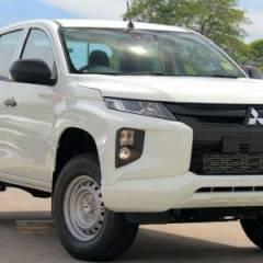 Mitsubishi Triton Exportación