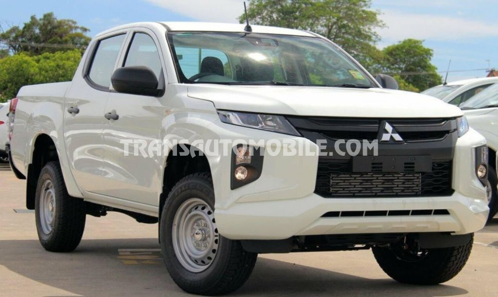 Mitsubishi L200/Triton  Turbo Diesel   RHD