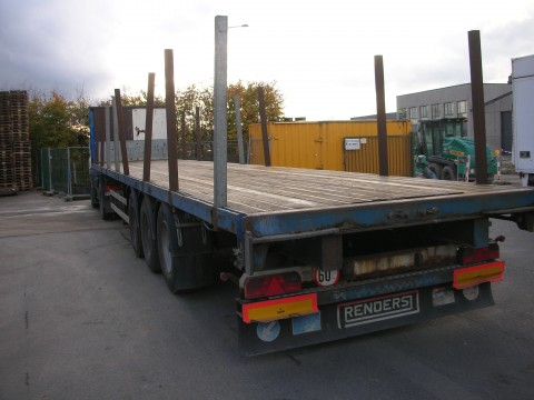 RENDERS 3 essieux Exportación