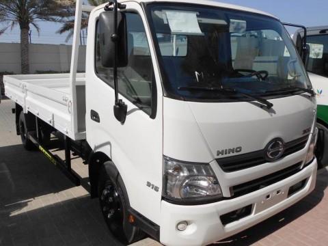 Hino 300 XZU720L Diesel
