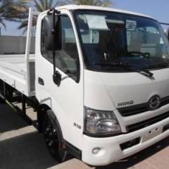 Exportation Hino 300 XZU720L