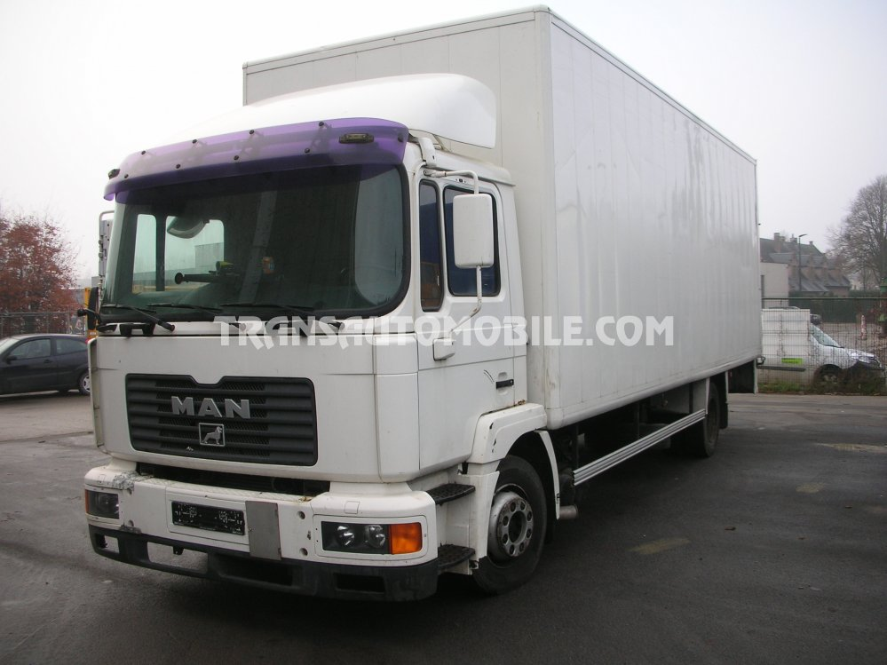 Import / export Man M32 6.87L DIESEL