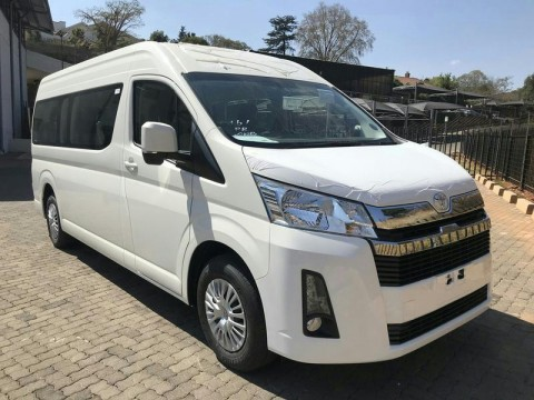 Export Toyota Hiace High Roof long wheelbase