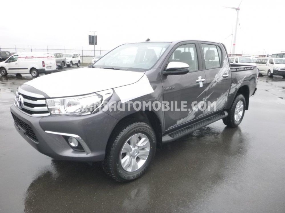 Toyota Hilux / Revo Pick up double cabin Turbo Diesel Luxe AUTO  (2020)