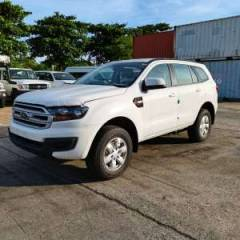 Ford Everest Export
