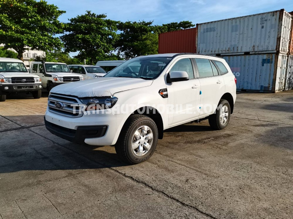 Ford Everest  Turbodiesel   RHD