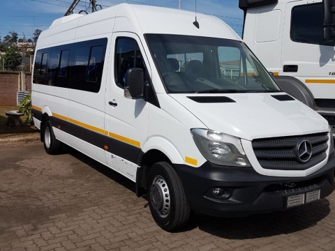 Mercedes SPRINTER Export