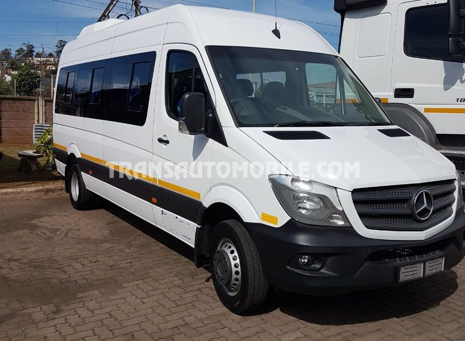 Mercedes Sprinter 516 Turbo Diesel   RHD