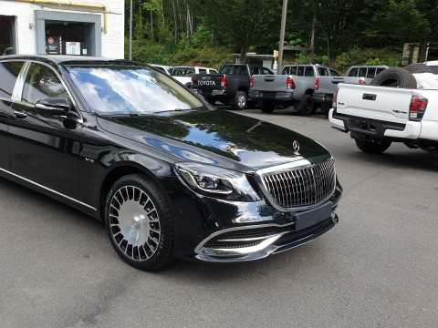 Export Mercedes - Export advertisements Mercedes Maybach S650. New or used -  Export Mercedes Maybach S650