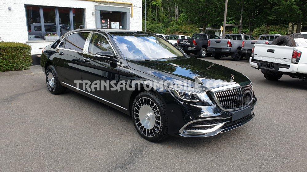 Mercedes Maybach S650 Gasolina  V12  (2020)