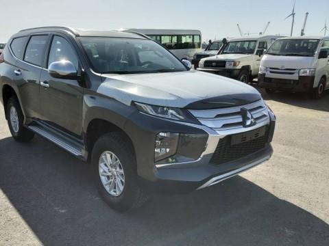 Mitsubishi Pajero-Montero Sport Export