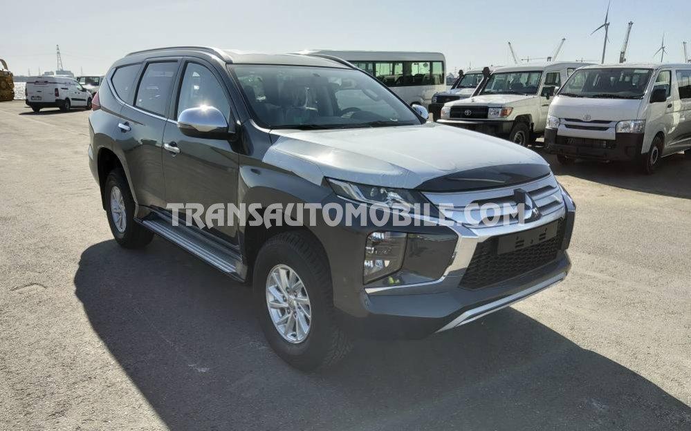 Mitsubishi Pajero-Montero Sport GLX  Diesel  2020  (2020)