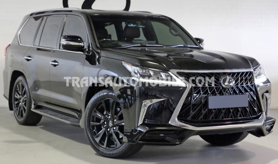 Lexus LX 570  Gasolina SUPERSPORT  RHD