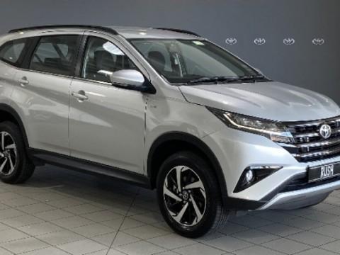 Export Toyota RUSH