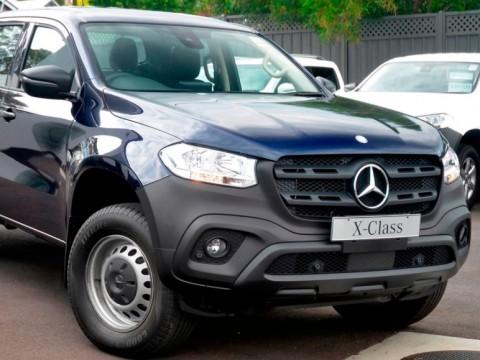 Mercedes Classe X Export