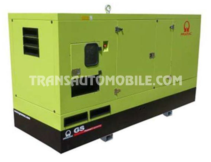 PRAMAC GSW 110P - 110 kVA  Diesel