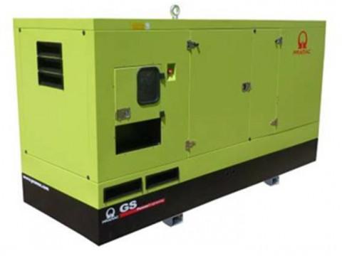 PRAMAC GSW 165P - 165 kVA Exportação