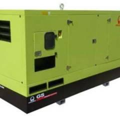Exportação PRAMAC GSW 165P - 165 kVA