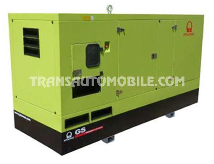 PRAMAC GSW 80P - 80 kVA  Diesel