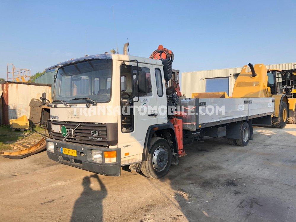 Volvo FL611-180  Diesel  vrachtwagen