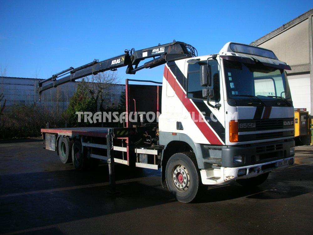 Daf CF 85.360  Diesel
