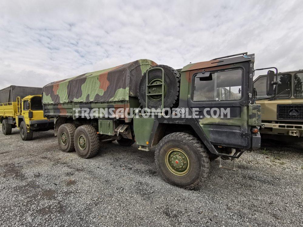 Man KAT1 6x6  Diesel