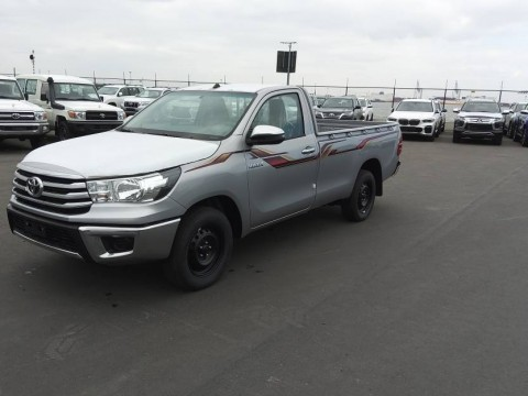 Export Toyota Hilux / Revo Pickup single Cab