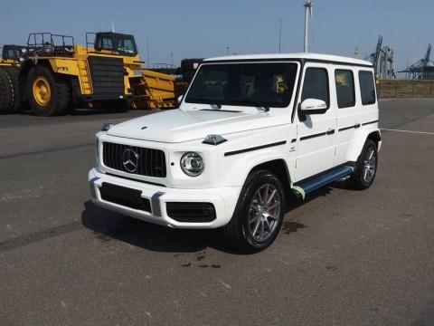 Mercedes Classe G Exportation