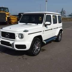 Mercedes Classe G Exportación