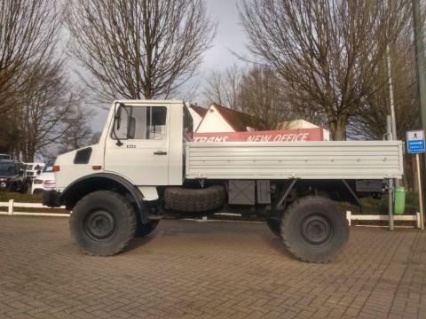 Unimog 435 Exportación