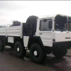 Export Man KAT 1 EX ARMY